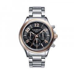 Reloj  Viceroy Penélope Cruz 47891-95 Hombre Negro Cronógrafo