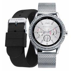 Reloj Viceroy Smartpro 41102-89 mujer plateado