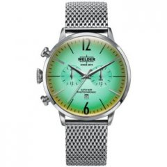 thumbnail Reloj Welder Slim WRS410 Caballero Acero