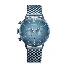 Reloj Welder BREEZY WWRC416 Hombre Acero Cronógrafo Azul
