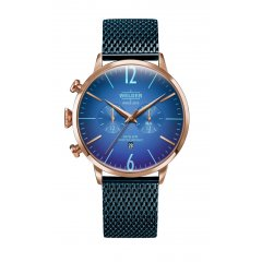 thumbnail Reloj Welder WWRC1015 Smoothy Hombre Azul Acero
