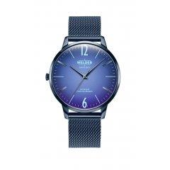 Reloj Welder WRS407 SLIM Hombre Jean Acero