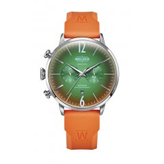 Reloj Welder WWRC516 WELDERMOODY Hombre Naranja Caucho