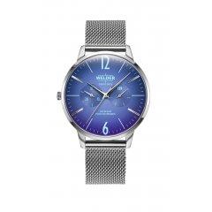 Reloj Welder WWRS403 SLIM Hombre Azul Acero