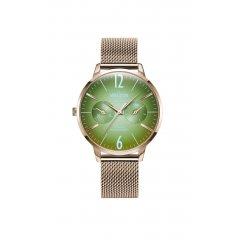 Reloj Welder WWRS605 SLIM Mujer Oro Rosa Mujer