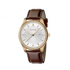 Reloj WENGER 01.1441.107 Hombre Plata