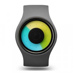 Reloj Ziiiro Aurora Z0004WGYT Unisex Bicolor Silicona
