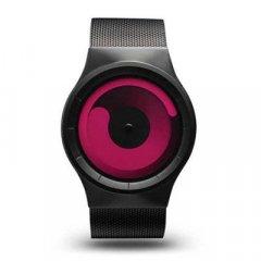 Reloj Ziiiro Mercury Z0002WB2 Unisex Magenta Malla