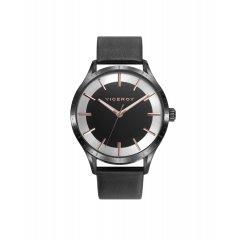 Reloj Viceroy Beat 471321-17 acero IP negro piel
