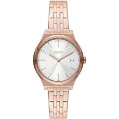 Reloj DNKY NY2947 Watch na women acero oro rosa