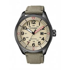 Reloj Citizen Caballero 3 agujas AW5005-12X acero