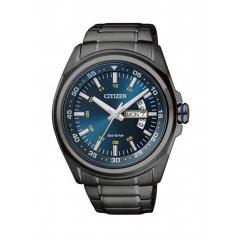 Reloj Citizen Caballero 3 agujas AW0024-58L acero