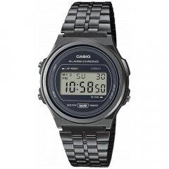 Reloj Casio Vintage A171WEGG-1AEF hombre negro