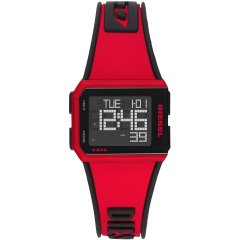 Reloj Diesel DZ1923 NSBB silicone men nylon