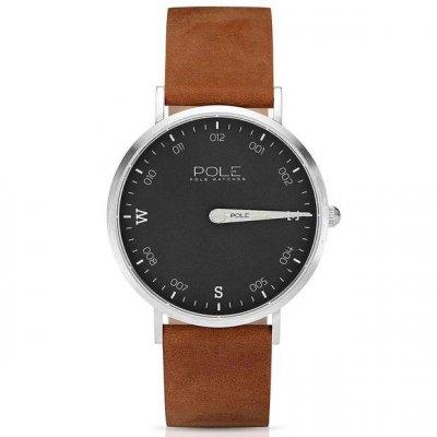 principal Reloj Pole B-1001PL-MA04 Acero Hombre