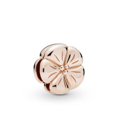 principal Charm Pandora 787897 Plata Rosé Mujer Flor