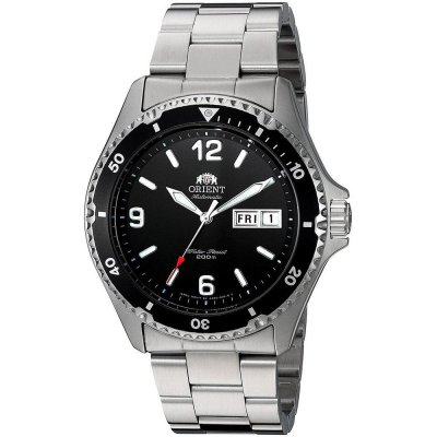 principal Reloj Orient FAA02001B9 Hombre Negro Automático