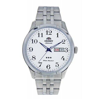 principal Reloj Orient FAB0B002W9 Acero Hombre Automático
