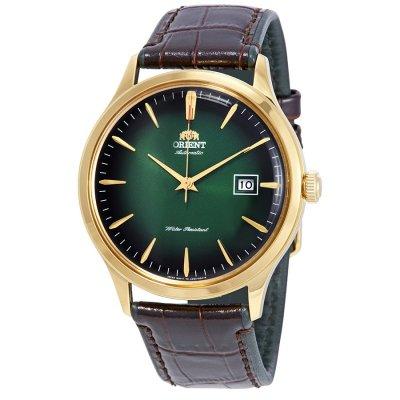 principal Reloj Orient FAC08002F0 Acero Chapado Oro Hombre Automático