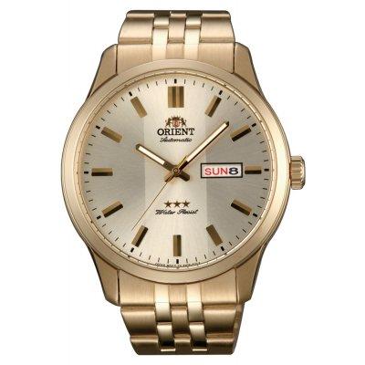 principal Reloj Orient RA-AB0009G19B Hombre Acero chapado Oro Automático