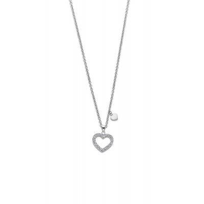 principal Collar Lotus Style LS2026-1/1 mujer acero corazón