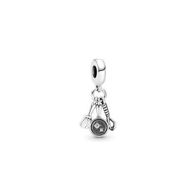 principal Charm Pandora 799531C01 Espátula sartén y batidora