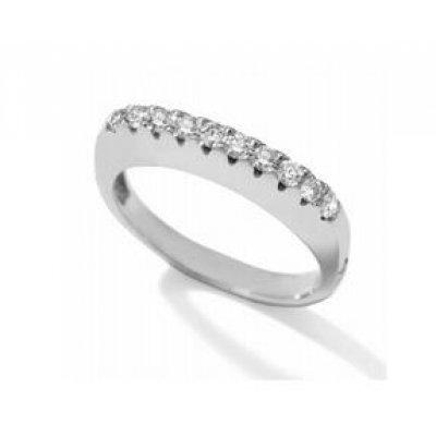 principal Anillo Antonelli 320043 Mujer Oro Blanco Diamantes