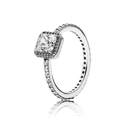 anillos de plata mujer pandora