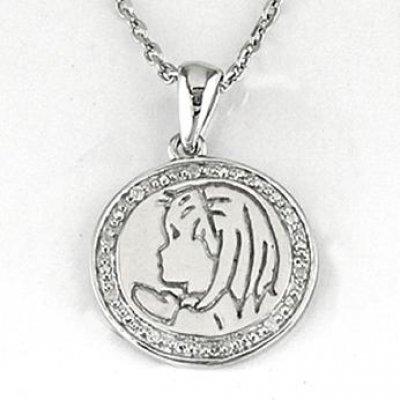 principal Cadena y medalla Bernat Rubí 6N624 Niña Plata Diamantes Comunión