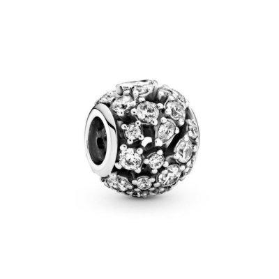 principal Charm Pandora 799225C01 plata brillante circonita