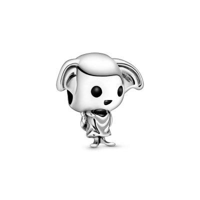 principal Charm Pandora Dobby el Elfo Doméstico 798629C01 Mujer Plata