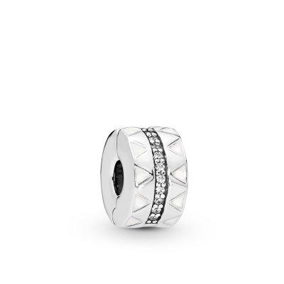 principal Clip Pandora 798067CZ mujer plata circonitas