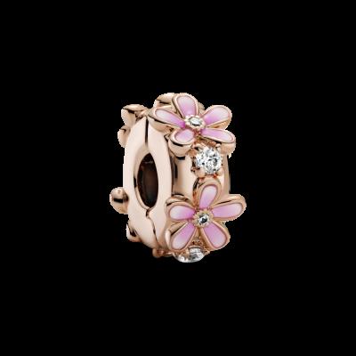 principal Clip Pandora margarita rosa 788809C01 mujer rosé