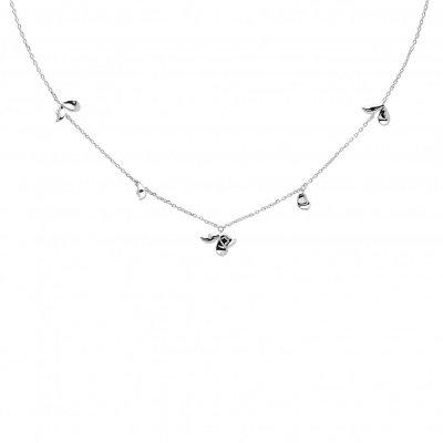 principal Collar Jasmine P D PAOLA CO02-163-U mujer plata