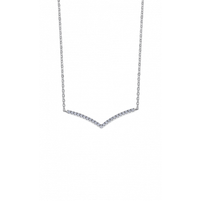 principal Collar LOTUS Silver Pure Essential LP1992-1/1 mujer plata