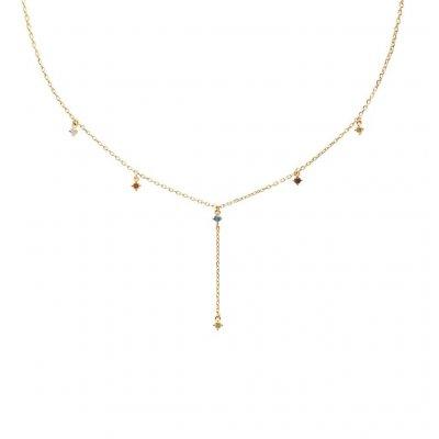 principal Collar P D Paola Mana CO01-194-U baño oro