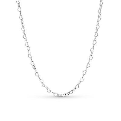 principal Collar Pandora 397961-60 mujer plata