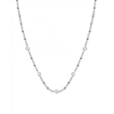 principal Collar ROSEFIELD Choker JCSCS-J265 Mujer Acero