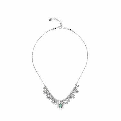 principal Collar Uno de 50 COL1488AZUMTL0M Mrs Rani`s Soul mujer