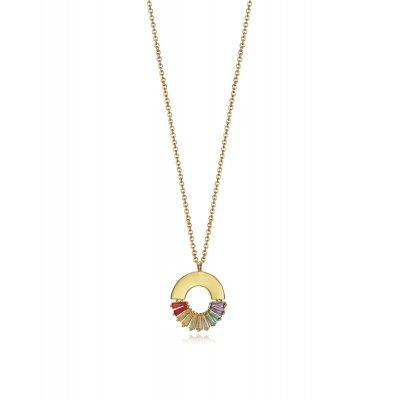 principal Collar Viceroy Elegant 15109C000-36 mujer plata