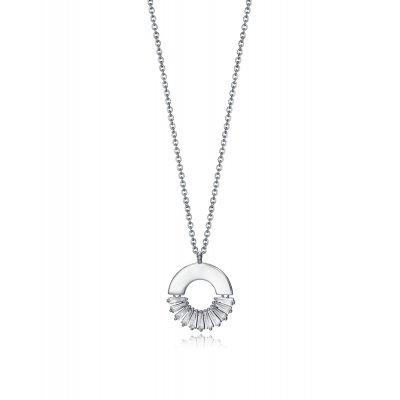 principal Collar Viceroy Elegant 15109C000-38 plata mujer