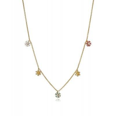 principal Collar Viceroy Trend 61072C100-39 baño de oro