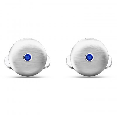 principal Gemelos Swarovski 5569063 Theo Water Element hombre azul