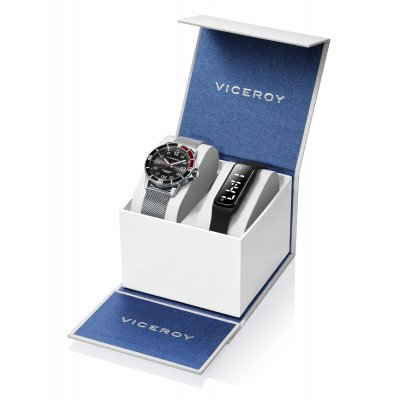 principal Pack reloj+smartband VICEROY Next 401231-55 niño
