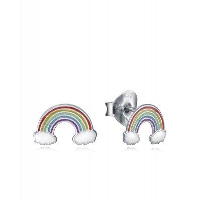 principal Pendientes Viceroy arco iris 5114E000-19 plata