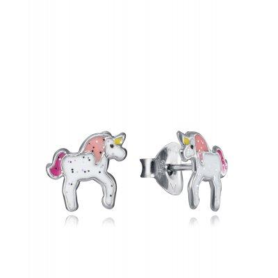 principal Pendientes Viceroy unicornio 5115E000-19 plata