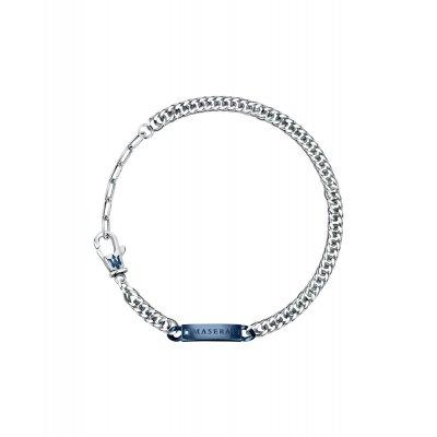 principal Pulsera Maserati natural diamond JM221ATY09 acero