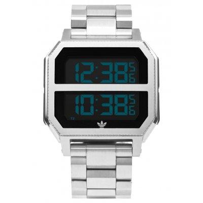 principal Reloj adidas Archive_MR2 All Silver Z211920-00 unisex Acero