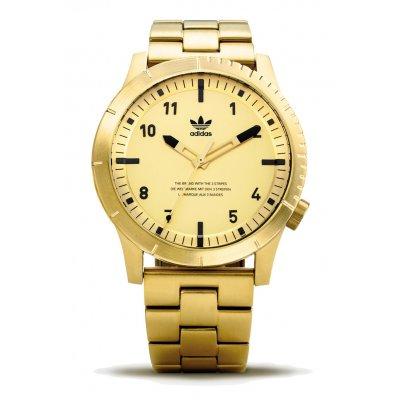 principal Reloj adidas Cypher_M1 All Gold / Black Z03510-00 hombre Acero