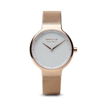 principal Reloj Bering 15531-364 Mujer Acero Rosé Cuarzo